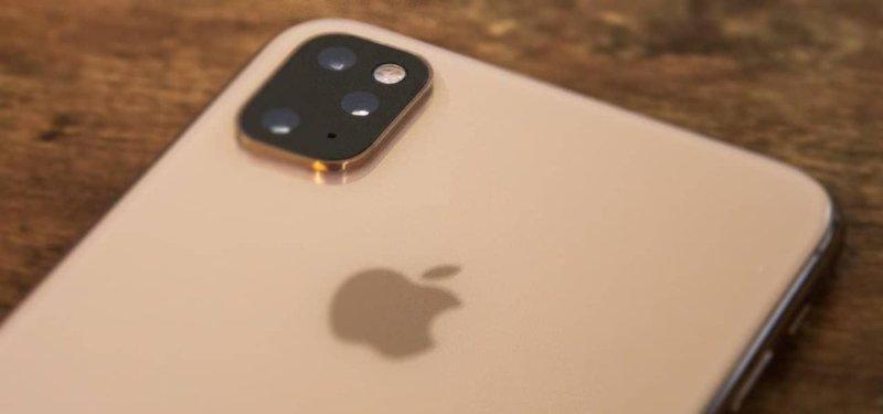 iphone xi triple capteur prototype - iPhone XI : un schéma confirme le triple capteur photo