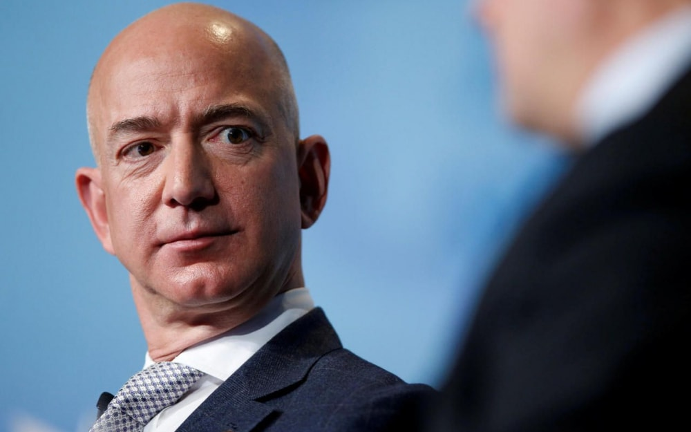 Amazon : Jeff Bezos victime d'un chantage sexuel