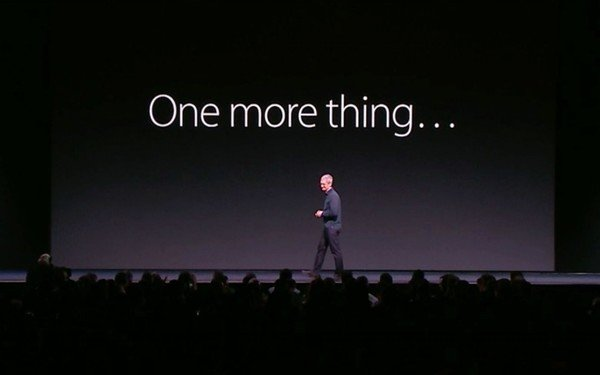 keynote apple - Suivez la Keynote d'Apple en direct sur World is Small !