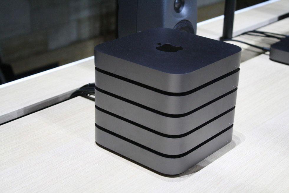 mac pro - Le prochain Mac Pro serait un ordinateur modulaire