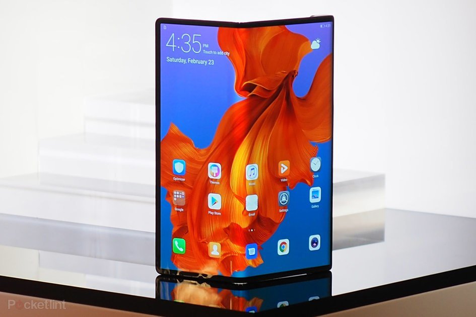 mate x huawei - Mate X : Huawei reporte le lancement de son smartphone pliable