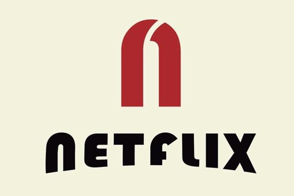 netflix logo concept - Les logos d'Apple, Google et Netflix revisités de façon minimaliste