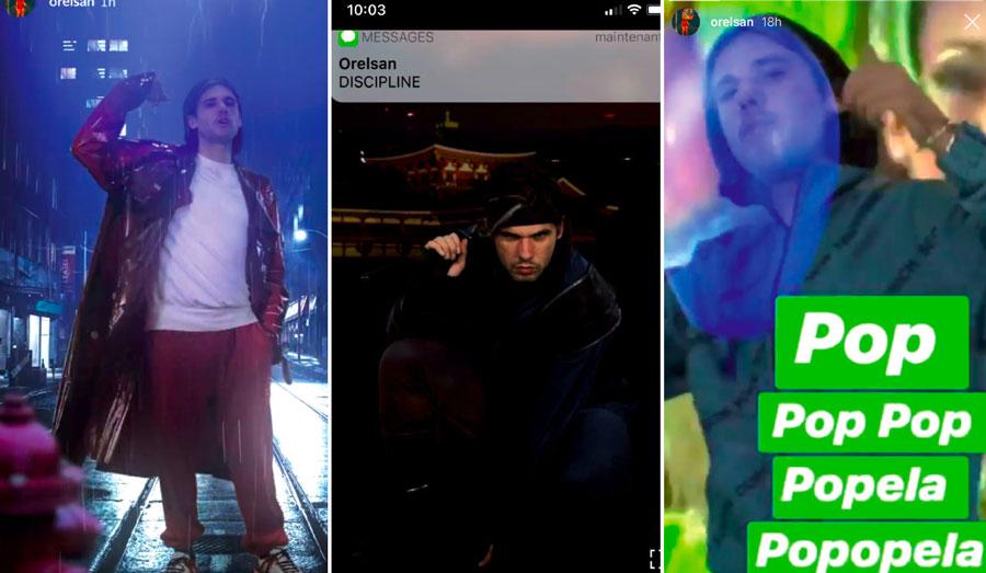 orelsan iphone - Orelsan piégé par son iPhone dans son nouveau clip Discipline