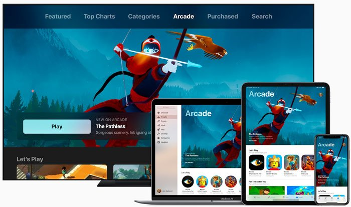 Apple Arcade Apple TV Mac iPad iPhone - Apple Arcade : des centaines de millions de dollars investis par Apple