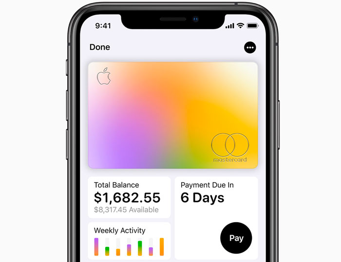 Apple Card : une carte bancaire virtuelle et physique qui vous fera gagner de l'argent