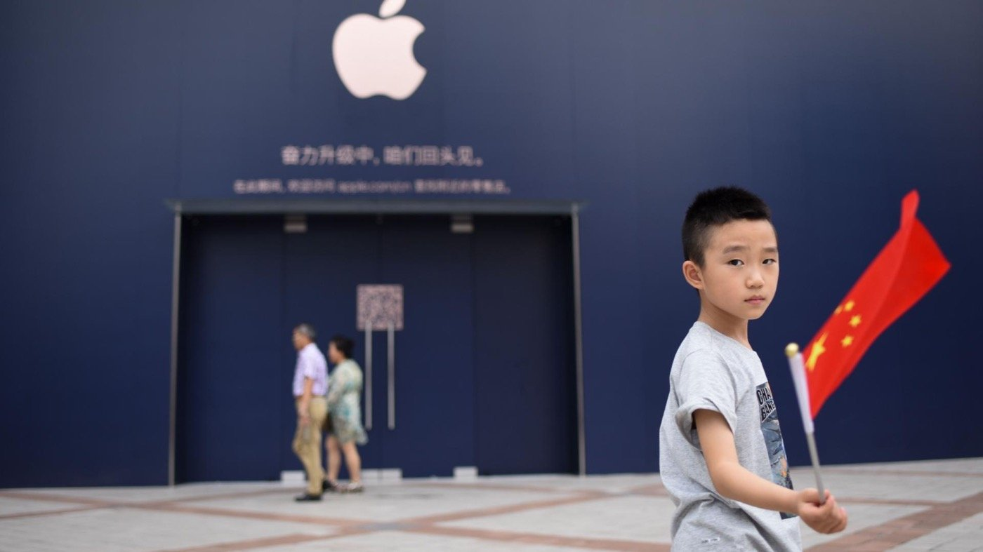La demande d'iPhone en Chine grimpe de 230%