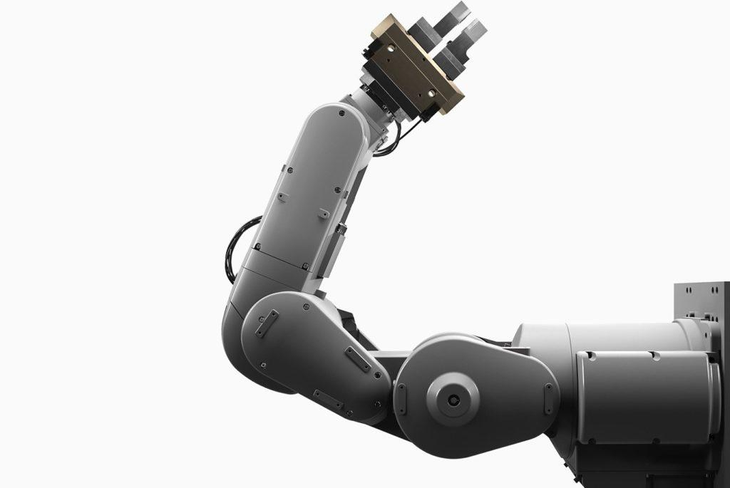 Robot Daisy Apple 1024x685 - Après Liam, découvrez Daisy, le nouveau robot recycleur d'Apple
