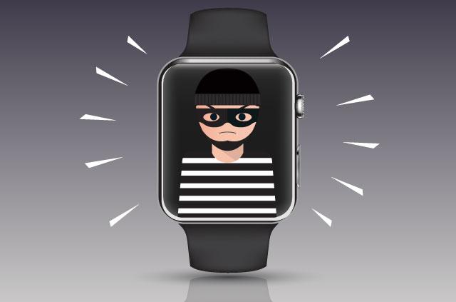 Les montres connectées également concernées par la cybercriminalité