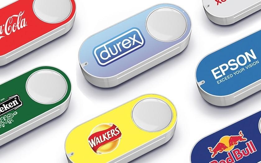 amazon dash button - Amazon cesse de commercialiser ses surprenants Dash Buttons