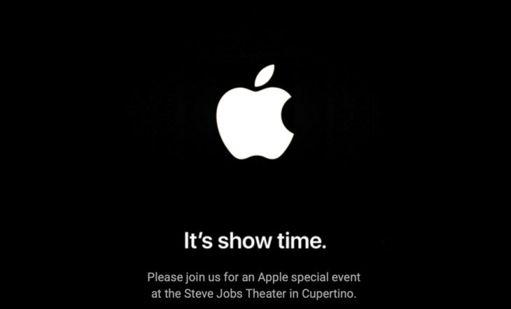 Apple confirme la tenue de sa Keynote le 25 mars