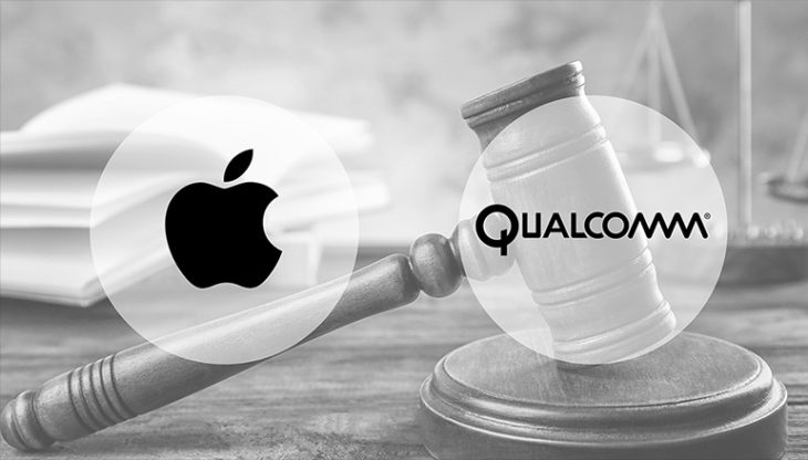 Procès : Apple condamné à payer 31 millions de dollars à Qualcomm