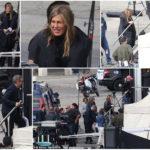Apple Video : des photos d'une série avec Steve Carell et Jennifer Aniston ont fuité !