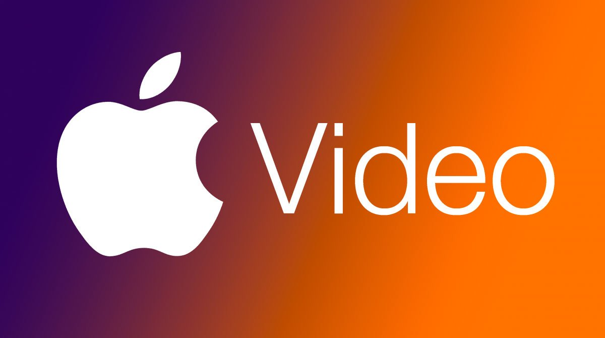 apple video logo - Apple Video : quasiment aucun contenu exclusif pour son lancement