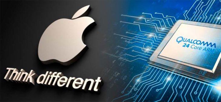 Qualcomm serait partant pour fournir Apple en modem 5G