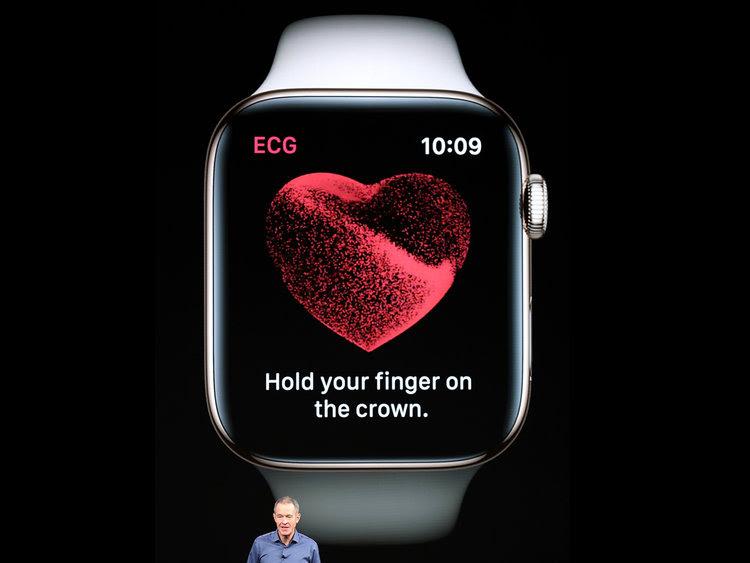 apple watch sante - Apple Watch : les médecins pourraient payer pour accéder à vos données de santé