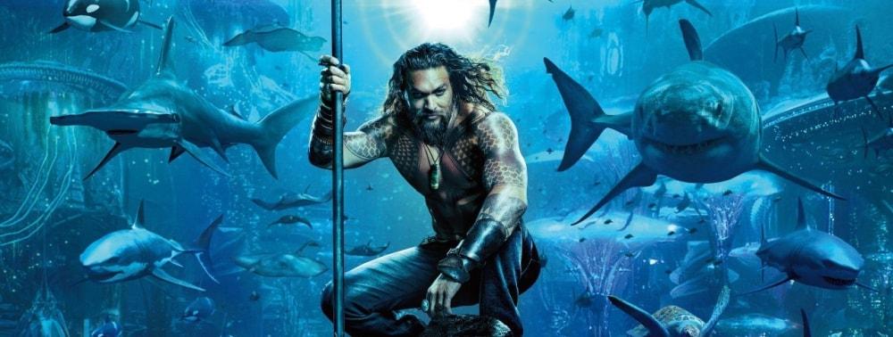 Apple se fait pirater sa version 4K d'Aquaman : une protection qui tombe à l'eau