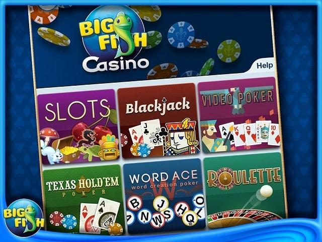 Tentez de gagner des milliers d'euros avec le jeu Big Fish Casino !