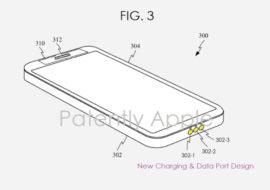 Brevet : Apple planche sur un tout nouveau port pour remplacer Lightning