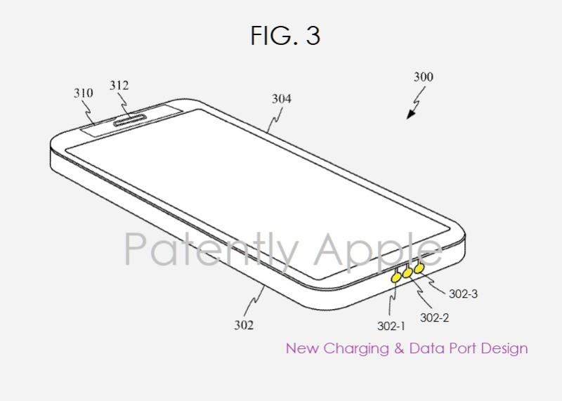 brevet port - Brevet : Apple planche sur un tout nouveau port pour remplacer Lightning
