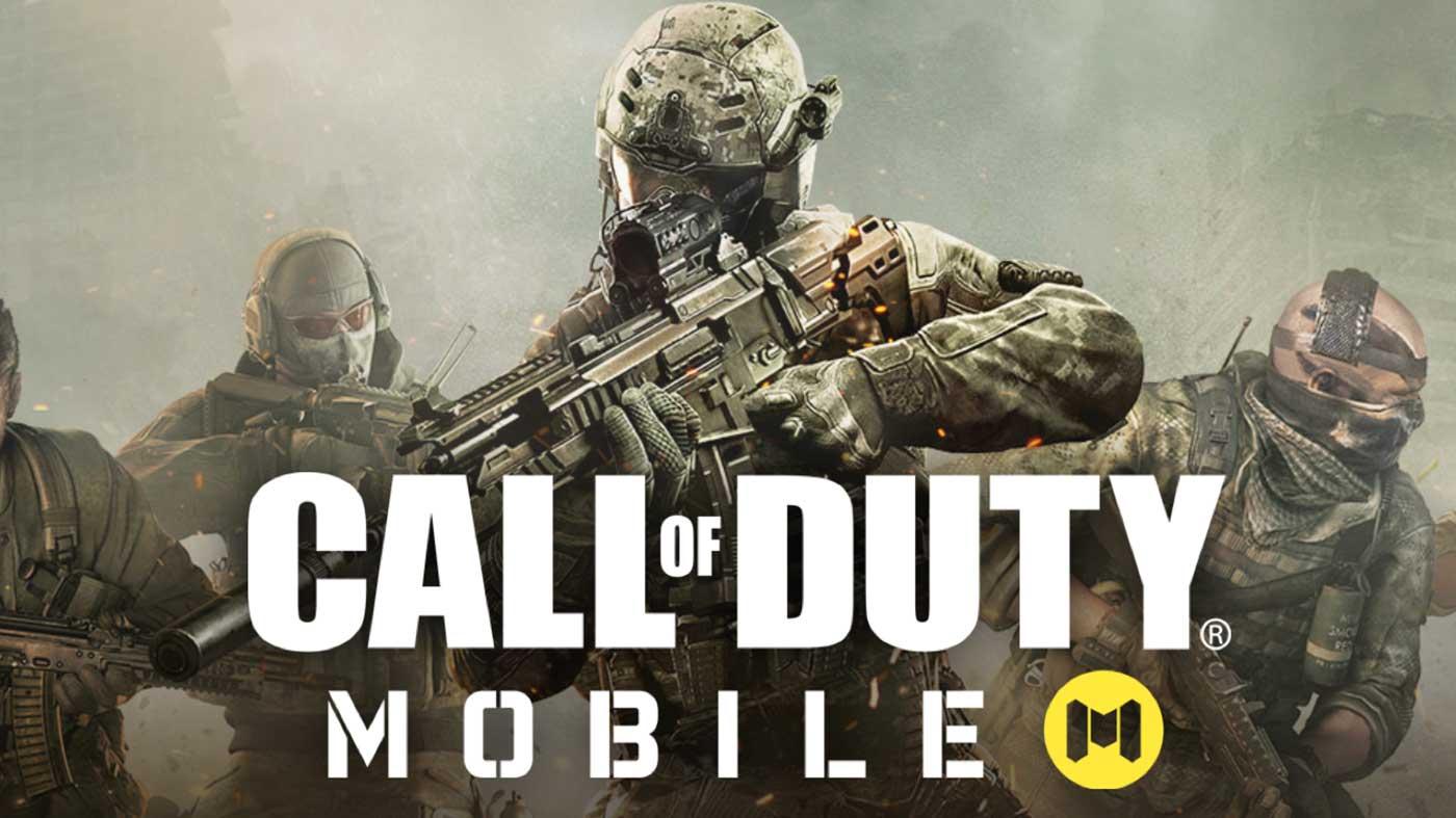 call of duty mobile - Call of Duty débarque bientôt sur l'App Store !