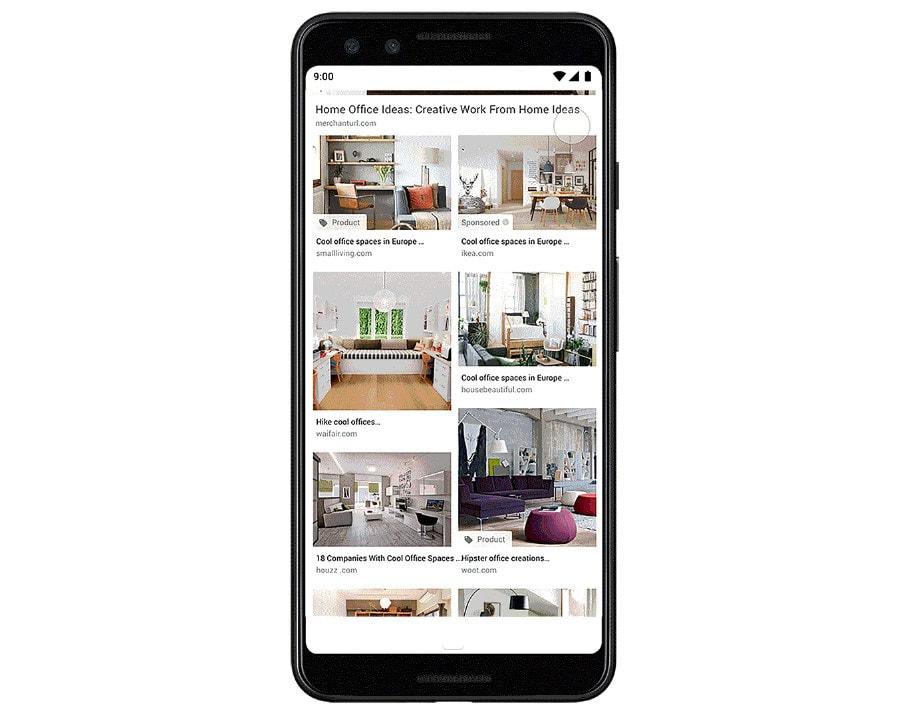 google image pub - Google Images va très bientôt intégrer des publicités, et c'est une bonne idée