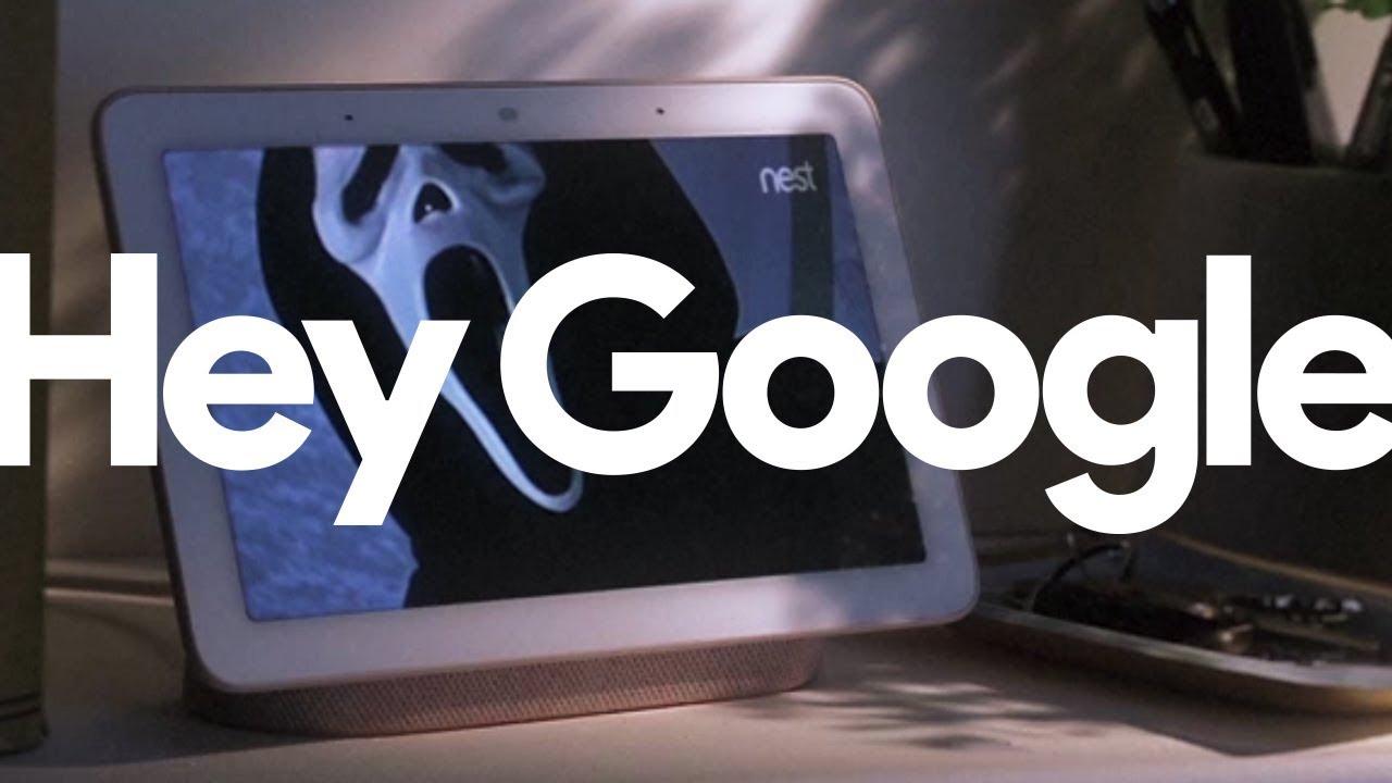 google spot - Google parodie des films cultes pour promouvoir son assistant vocal
