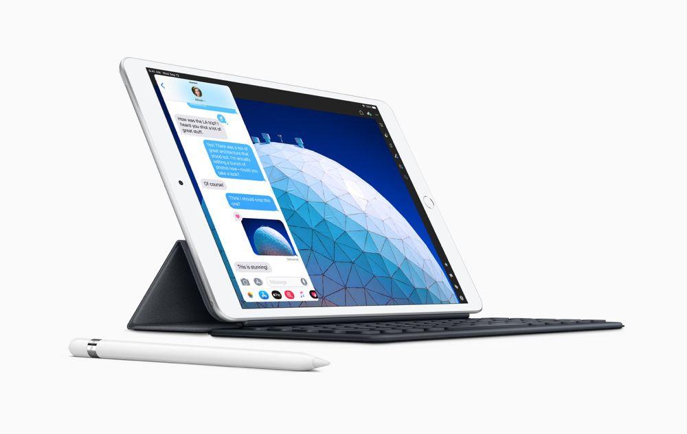 ipad air 2019 - Apple vient de lancer un nouvel iPad Air de 10,5 pouces !