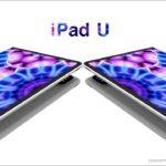 ipad u concept 150x150 - iPad pliable : ce concept nous met l'eau à la bouche