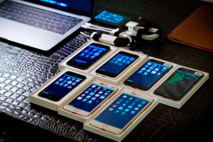 Des hackeurs volent des prototypes d'iPhone pour mieux pirater les vôtres