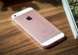 Un nouvel iPhone SE pour ralentir la chute des ventes ?
