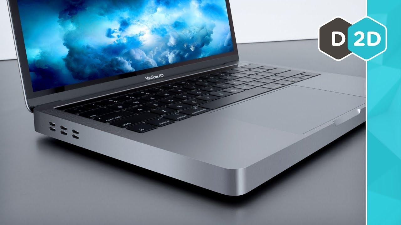 macbook epais - Macbook : un youtubeur supplie Apple de construire des ordinateurs plus épais