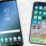 Valeur de l'occasion : les iPhone atomisent les Samsung Galaxy
