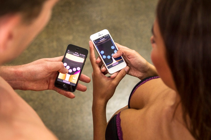 sextoy connecte smartphone - Insolite : les sextoys connectés les plus populaires