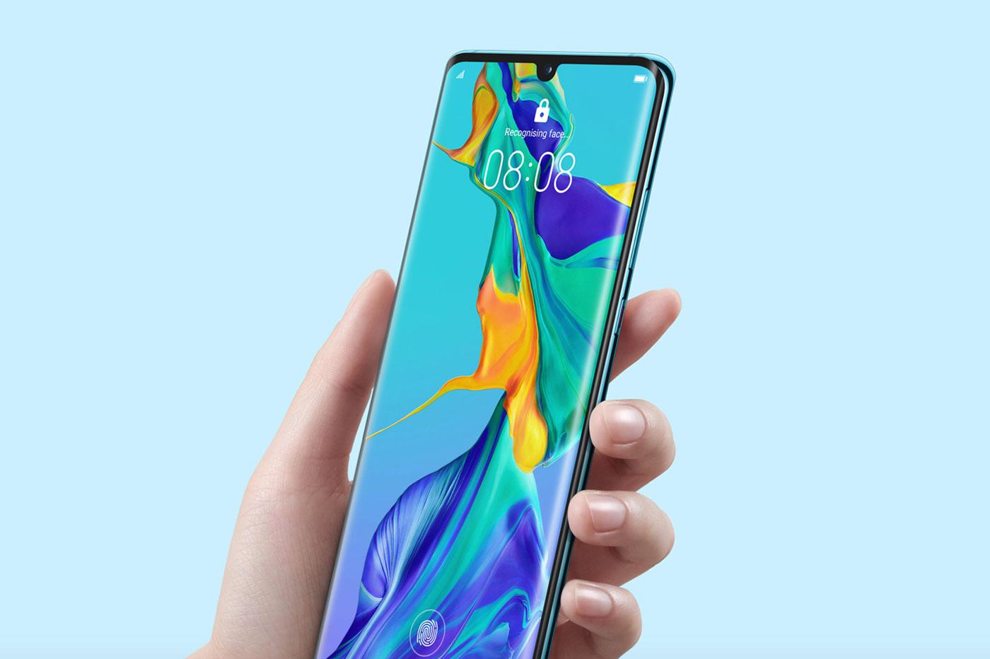 smartphone p30 - Huawei présente le P30 et le P30 Pro au lendemain de la keynote d'Apple