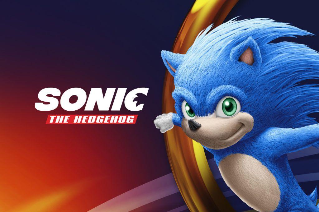 Sonic le film ; le design du hérisson bleu a fuité… et c'est pas glorieux