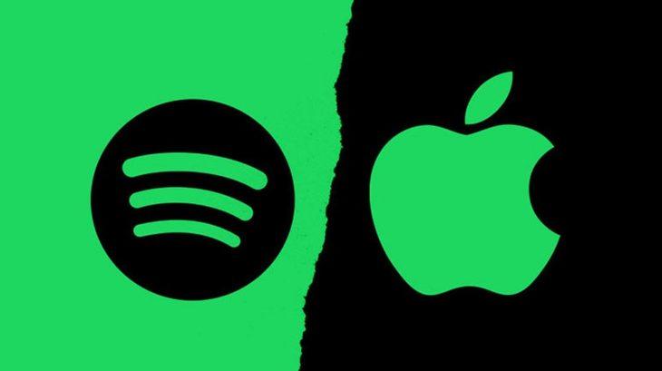 Les artistes quittent Spotify pour Apple Music afin d'être mieux rémunérés