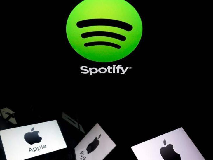 Spotify : comme Google, Apple pourrait payer des milliards de dollars d'amende