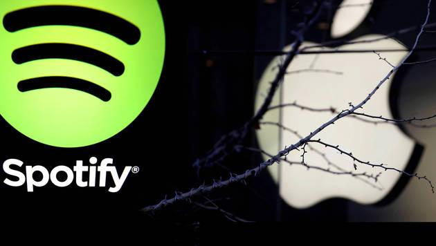 Apple contre-attaque après la plainte de Spotify