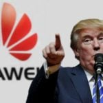 trump huawei 150x150 - Face à Huawei, Apple s'allie au géant chinois Alibaba