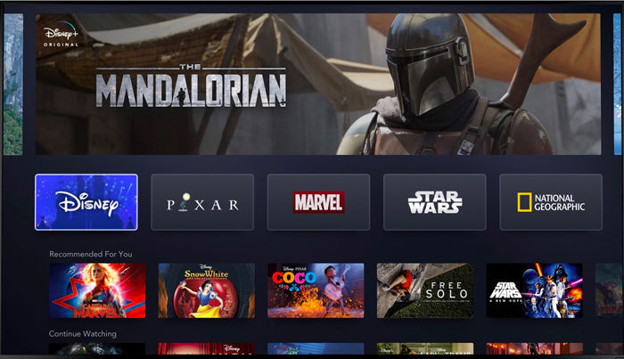 Disney Plus Design - Disney + sera sans doute disponible sur l'Apple TV