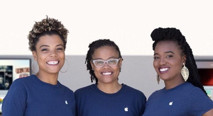 Apple veut réduire l'inégalité salariale entre les femmes et les hommes