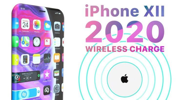 iPhone XII : un concept avec un écran plus bord à bord que jamais