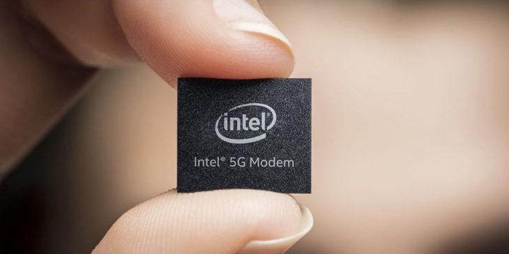 5G : Apple veut racheter une partie d'Intel pour créer ses propres modems !