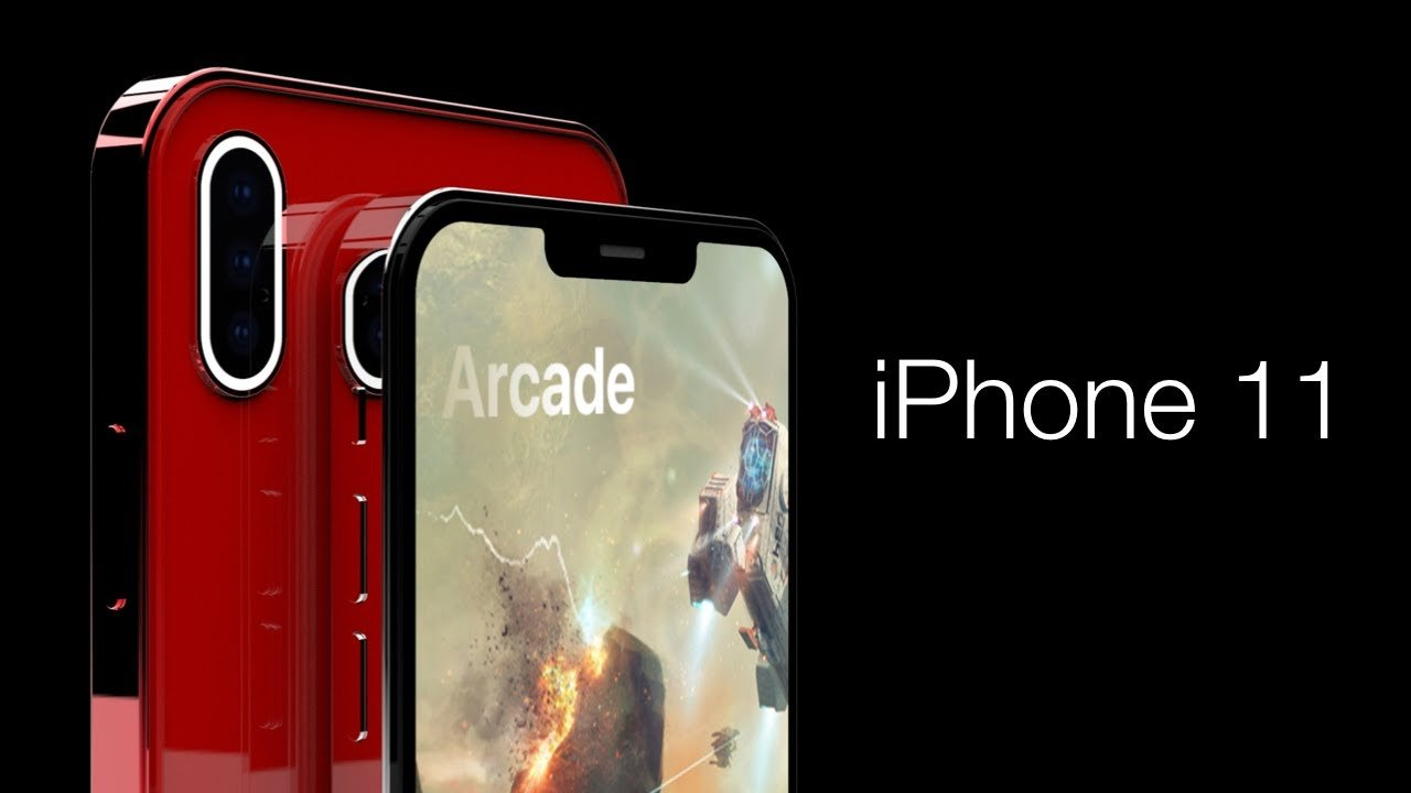 iphone XI concept - L'iPhone XI se montre dans un concept impressionnant et réaliste