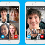 skype visio conference gratuit 3 150x150 - iOS 8 : Skype pour iPhone ajoute les notifications interactives