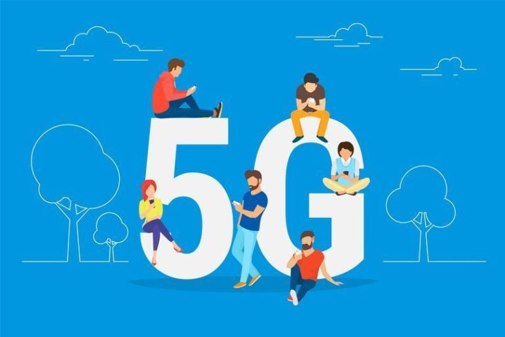 Infographie 4G vs 5G : Antennes MIMO, Beamforming & Smart City