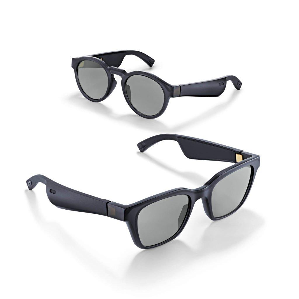 Bose Frame lunettes connectees 1024x1024 - Bose Frames : des lunettes de soleil connectées avec réalité augmentée