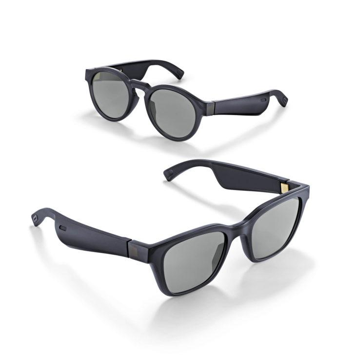 Bose Frames : des lunettes de soleil connectées avec réalité augmentée