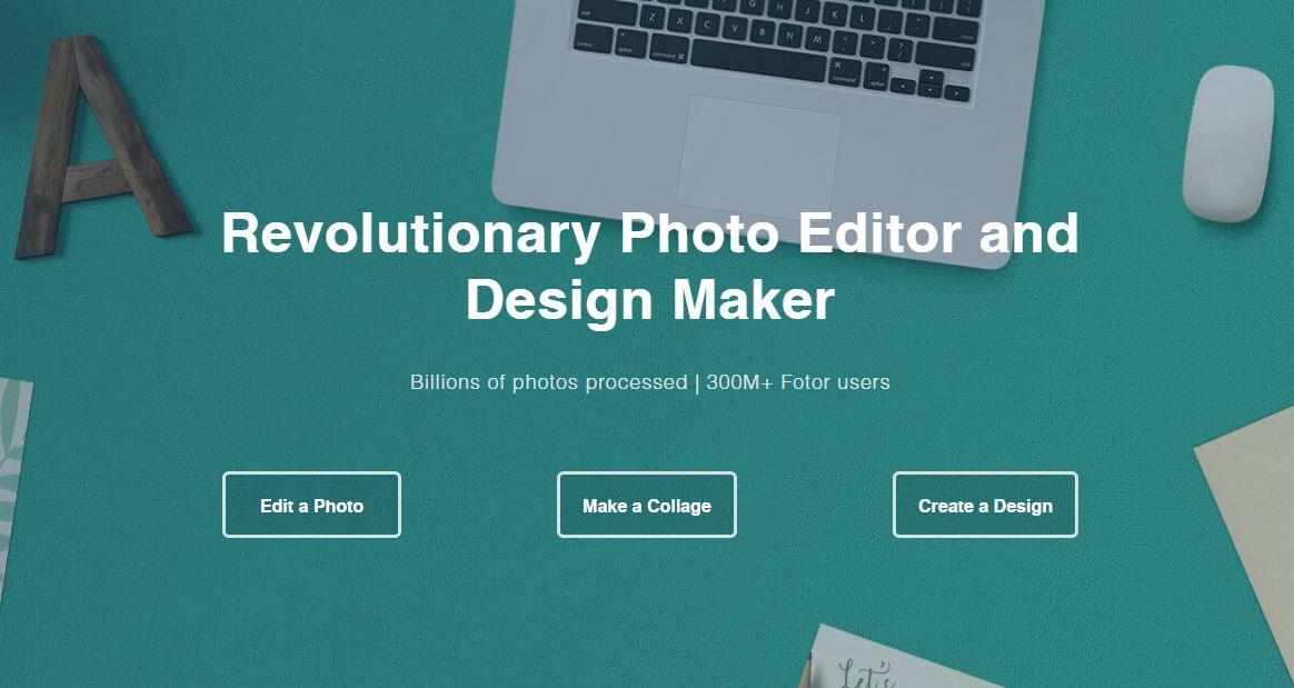 Fotor Online - Fotor : l'édition de photos & la création de collages pour tous