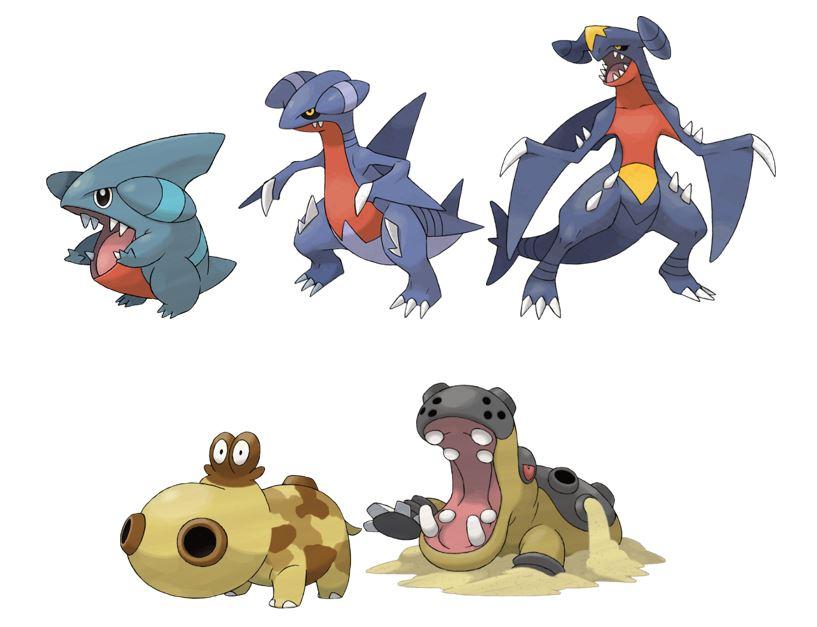 Pokemon go 4G 2 - Nouvelle vague de Pokémons de la 4G sur Pokémon GO !